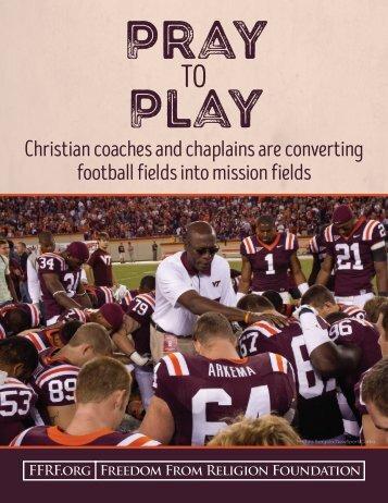 Pray Play