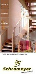 Zimmerei Tischlerei Holz fachmarkt - Schrameyer