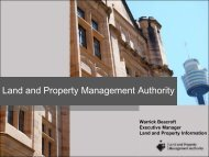 Land and Property Management Authority