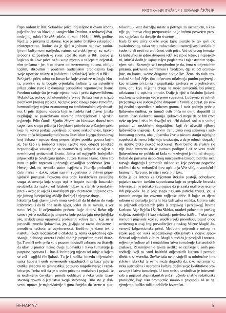behar 97 - BOSNA MUSLIM - MEDIA