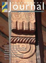 Journal 120-121 - Vijeće bošnjačke nacionalne manjine Grada ...