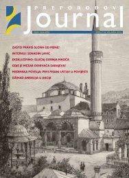 journal 119 - Vijeće bošnjačke nacionalne manjine Grada Zagreba