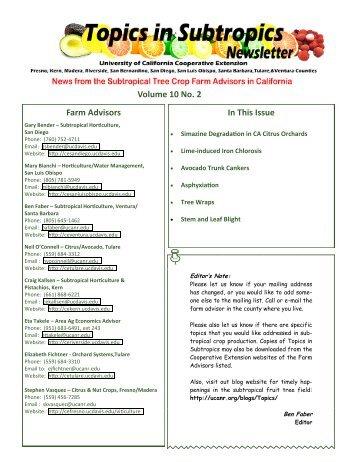 Download Newsletter - San Diego