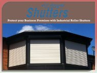 Protect your Business Premises with Industrial Roller Shutters.pdf