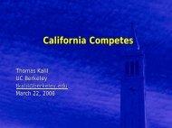 California Competes