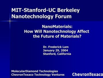 MIT-Stanford Stanford-UC
