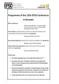 Programme - Page 6
