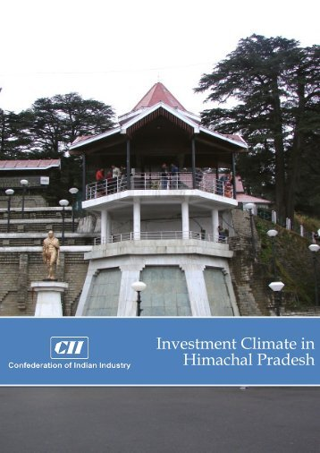 Investment Climate in Himachal Pradesh