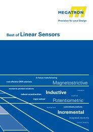 Linear Sensors