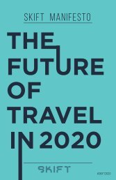 OF TRAVEL 2020
