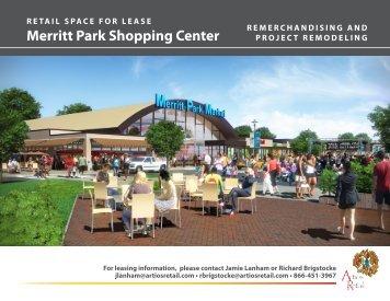 Merritt Park Shopping Center