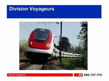Division Voyageurs