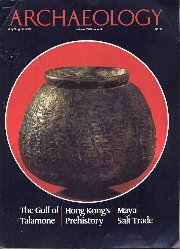 The Archaeology of Hong Kong - Freepages