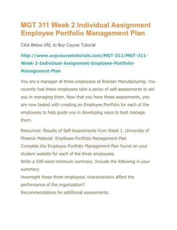 Modern Management MCQ