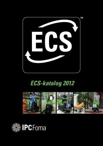 ECS-katalog 2012