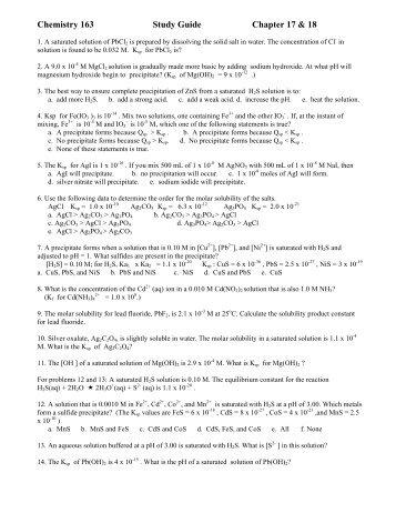chemistry rh yumpu com chemical equilibrium chapter 18 study guide answers Study Chart