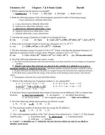 acs organic chemistry study guide 2012 free pdf