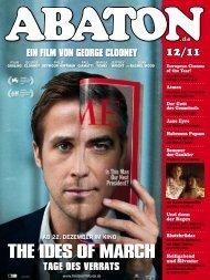 EIN FILM VON GEORGE CLOONEY TAGE DES VERRATS
