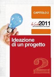2 L'IDEAZIONE DEL PROGETTO