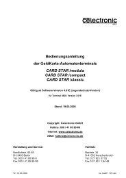 CARD STAR /modula CARD STAR /compact CARD STAR