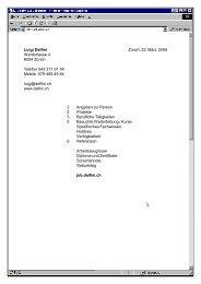 Lebenslauf (PM5) - L. Delfini auf Jobsuche