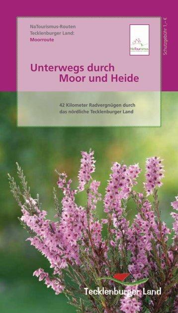Unterwegs durch Moor und Heide - Tecklenburger Land Tourismus eV
