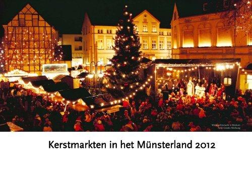Münsterland Weihnachtsmärkte