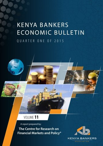 KENYA BANKERS ECONOMIC BULLETIN