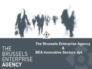 BEA Innovative Sectors dpt