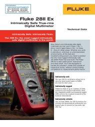 Fluke 28II Ex