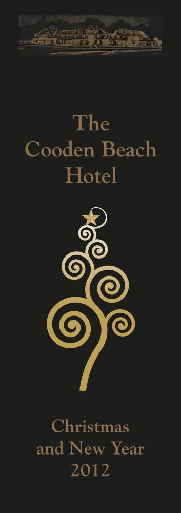 The Cooden Beach Hotel Christmas Brochure 2012