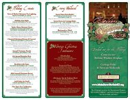Come see our Holiday Window Displays Carriage Rides & Santa on ...