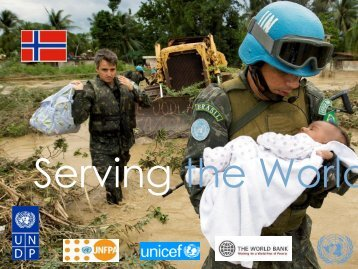 Serving the World