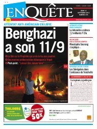 Benghazi a son 11/ 9