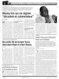 Macky Sall promet 15% du budget à la Santé - Page 5
