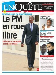 Le PM libre