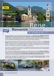 Samstag Samstag, 08. Sept. 2012 Freitag - Romantik-Classics
