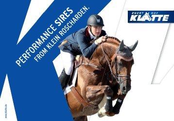 XI. ESI Sporthorse- and Foal-Auction - Zuchthof Klatte