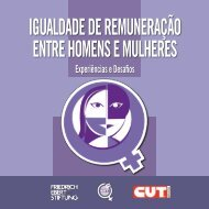 IGUALDADE DE REMUNERAÇÃO ENTRE HOMENS E MULHERES