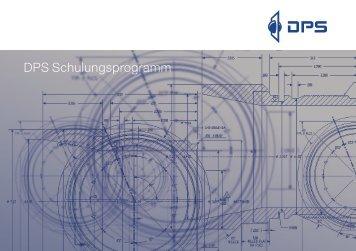 DPS Schulungsprogramm - DPS Software