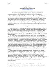 Michael Davis Pme Na Paper [pdf] - Transition Mathematics Project