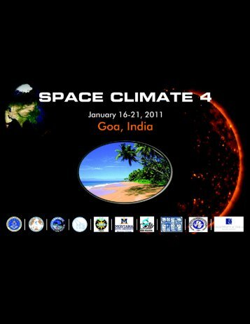 Space Climate Symposium 4