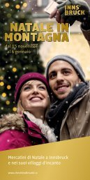 Natale in Montagna programma 2015