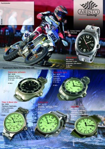 BEST OF ARISTO - Aristo-Watch