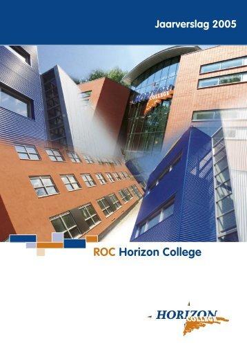 ROC Horizon College Regionaal Opleidingen Centrum