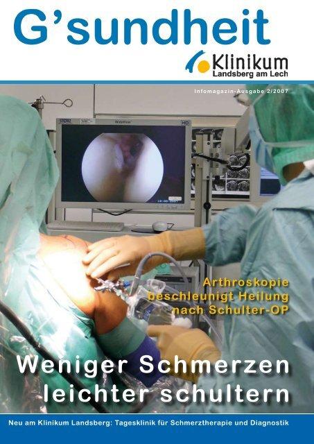 A l t e r n a t i v e G e b u r t s h i l f e - Klinikum Landsberg am Lech