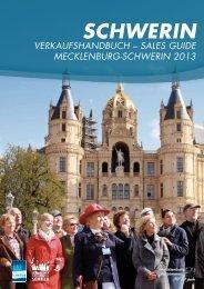 Verkaufshandbuch Schwerin 2013 (Preisänderungen vorbehalten)