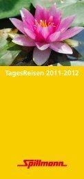 TagesReisen 2011-2012 - Spillmann