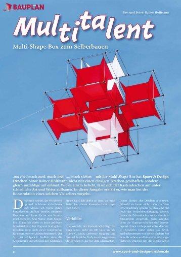 RuBRik Headline BauPlan - HoRa-Kites
