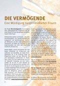 DIE VERMÖGENDE - Frauen für Frauen Burgenland - Seite 6